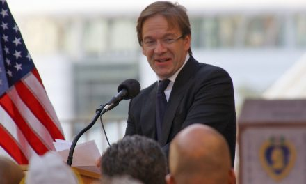Chris Abele announces 2020 re-election campaign with priority on remedies for racial disparities