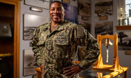 Emmanuel Blair: Milwaukee native provides vital weather services to Pacific Naval commands