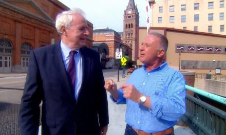 "Episodes of John McGivern's ""Around the Corner"" offer preview of Milwaukee for 2020 DNC visitors"