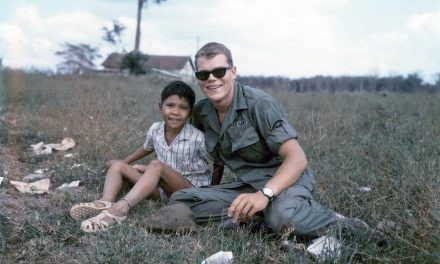 Joe F. Campbell: From Trảng Bàng to Big Boy and the little moments in war that offer hope