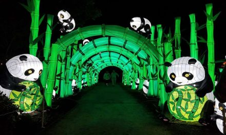 Lantern Festival returns with spectrum of illuminated hues from the Middle Kingdom for 4th year