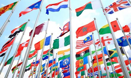 State of Identity: One-third of national flags worldwide contain religious symbolism