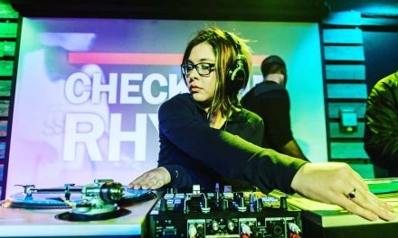 Nelly Vigil: Putting a positive spin on female empowerment with Scratch Sessions