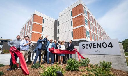Newly completed Seven04Place brings much needed affordable housing to Walker's Point neighborhood