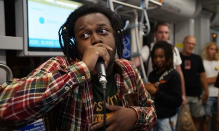 """Nile puts """"The Hop"""" in Hip-Hop Week with first-ever streetcar concert performance"""