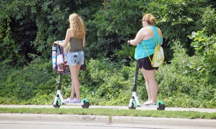 Dockless Scooter pilot program already faces suspension as riders fail to obey rules of the road