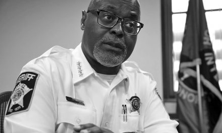 Earnell Lucas: A Day in Photos with the County Sheriff