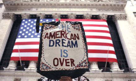 A century of hope in the American Dream and a sad reality of its demise for many Americans