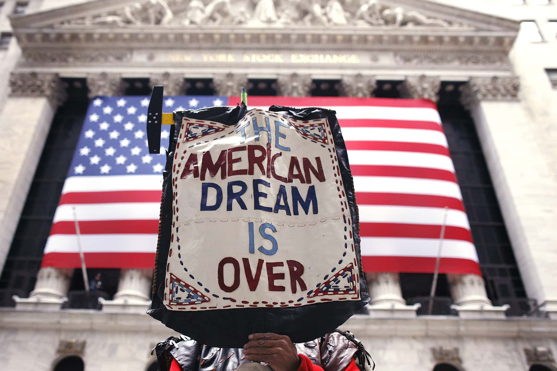 A century of hope in the American Dream and a sad reality of its demise for  many Americans | The Milwaukee Independent