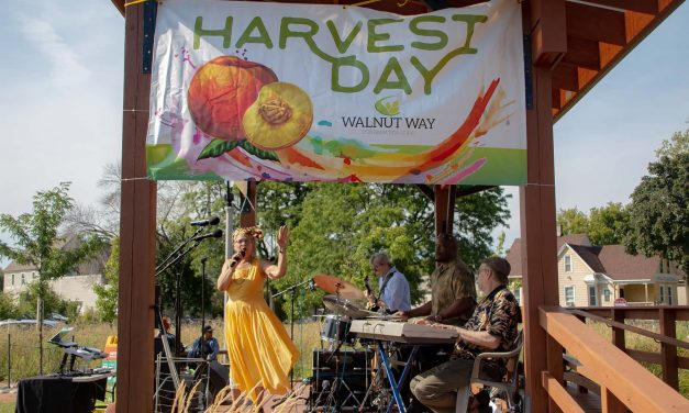 Dominic Inouye: On the art of community at Walnut Way's Harvest Day