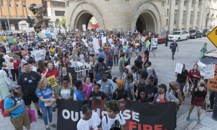 No Planet B: Students skip school in Milwaukee to join Global #ClimateStrike