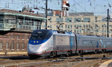 Investment in rail infrastructure is a key part of making public transportation cleaner