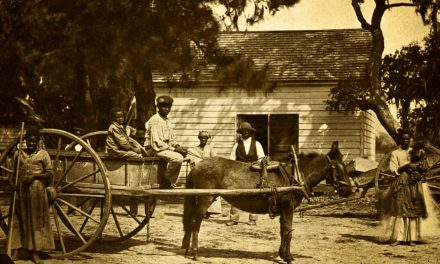 Reggie Jackson: My family's story of being enslaved and our forced migration
