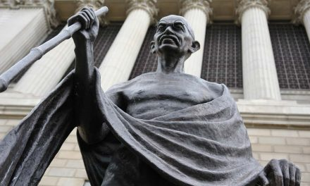 How Milwaukee corporations can learn from Gandhi to put social responsibility alongside profits