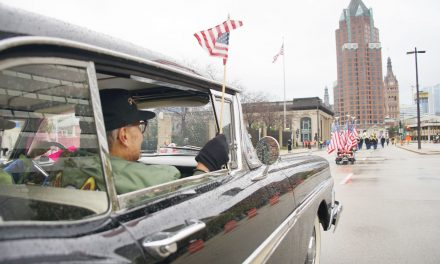 Veterans Day Parade fights to prevent apathy so Milwaukee's retired soldiers are not forgotten