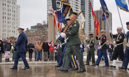 WWII heroes get special tribute during Milwaukee's 56th Annual Veterans Day of Honor Parade