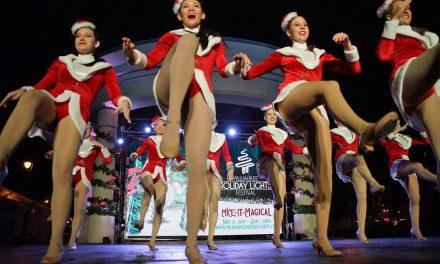 "500,000 lights, a 35' Christmas tree, and fireworks kicks off Milwaukee's 2019 ""Hoppy"" Holiday season"