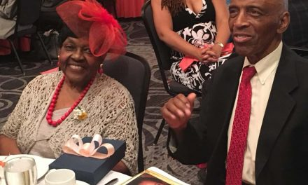 Social justice advocate and pillar of the community Mildred L. Harpole has died