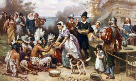 """The """"Manifest Destiny"""" narrative routinely ignores voices of indigenous peoples in the Thanksgiving story"""