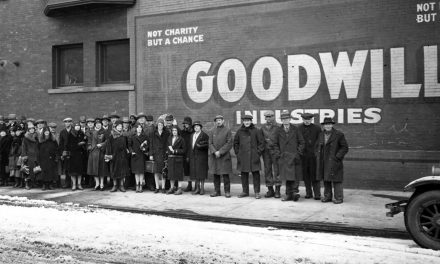 A Hand Up, Not a Hand Out: 100 years of Milwaukee's Goodwill began in the basement of Summerfield