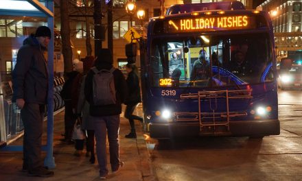 All MCTS Bus Routes will again be free on New Year's Eve through Miller Lite safe ride program
