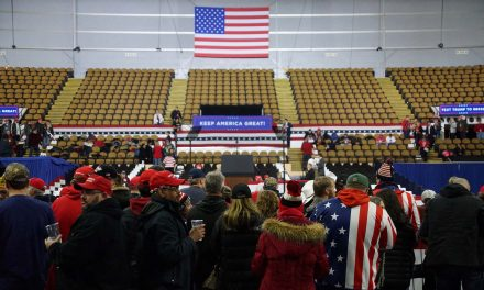 Legislation would forbid Presidential rallies in Wisconsin from campaigns with unpaid local bills