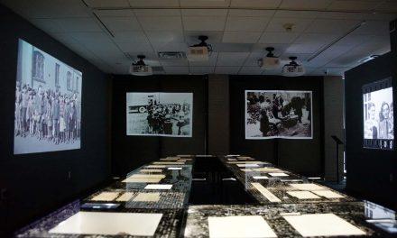 Exhibit featuring diary of Rywka Lipszyc found in the rubble of Auschwitz starts U.S. tour in Milwaukee