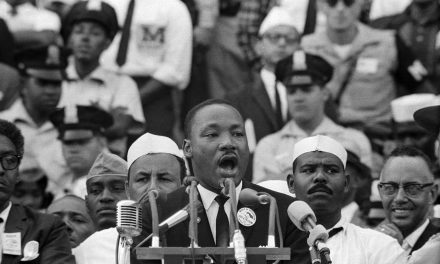 How the gospel and a heritage of black ministry influenced MLK's language for social justice