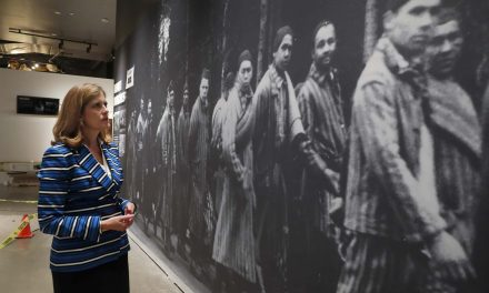 Past Atrocities in Pictures: The ethics of showing images from the Holocaust