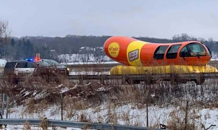 A Beef with the Wienermobile: Puns follow traffic stop after Waukesha deputy grills novelty vehicle driver