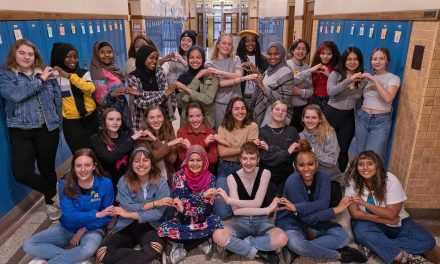 From Baraboo to West Virginia: Rufus King students respond to hate with MLK's message of love