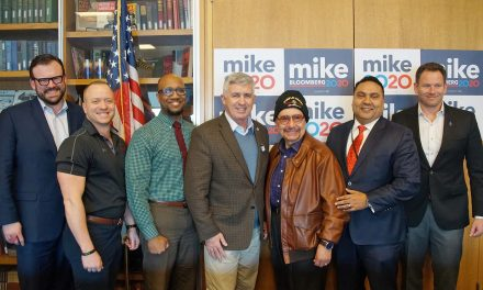 Major General Paul Kennedy visits Milwaukee veterans and military families to shape Bloomberg policies