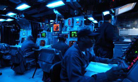 Milwaukee native leads training program for information warfare as Naval Intelligence Officer