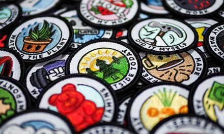 """Millennials follow-up """"Ok, Boomer"""" with merit badges that poke fun at the pressures of """"Adulting"""""""