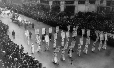 Women's Suffrage: When lesbians led the rights movement demanding equality for all