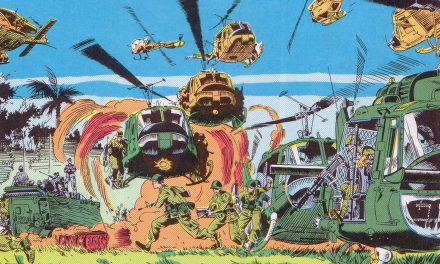 Comics and Culture: Illustrating social attitudes and battlefield memories from the Vietnam War