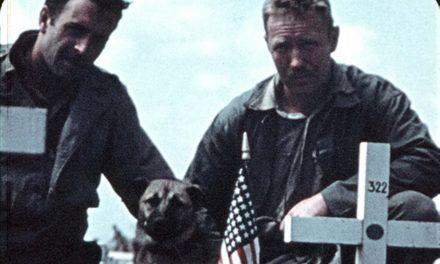 Beyond Mount Suribachi: Forgotten 16mm footage of Marines on Iwo Jima amid the larger battle