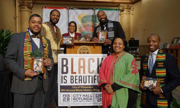 Black is Beautiful: Milwaukee hosts 4th Annual Black History Program at City Hall