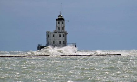 Lake Michigan's water level expected to remain high well into spring