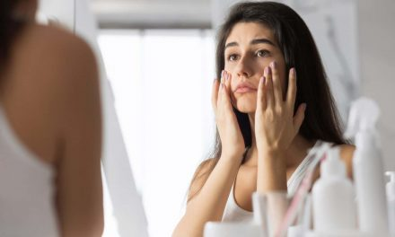 Stop Touching Your Face: Changes to habitual behaviors can minimize the spread of COVID-19
