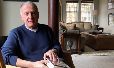 Around the Condo: TV host John McGivern adapts social distancing to his popular community show