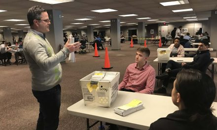 Demand for national vote-by-mail program fueled by infections related to Wisconsin's election