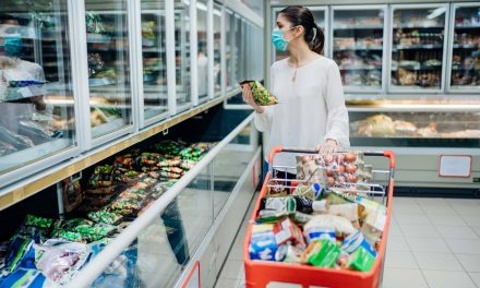 The food supply chain is still healthy, so please stop panic shopping during the coronavirus outbreak