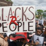 Milwaukee residents hold peaceful rally seeking end to state-sponsored violence against people of color