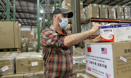 From Heilongjiang with Love: Wisconsin welcomes PPE donation from sister province in China