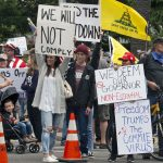 Tyranny Tantrums: Reopen protests fail to understand how the balance of power works in a democracy