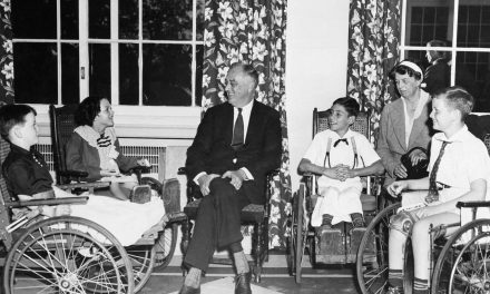 A President's Crusade: Remembering when FDR made the eradication of polio his personal business