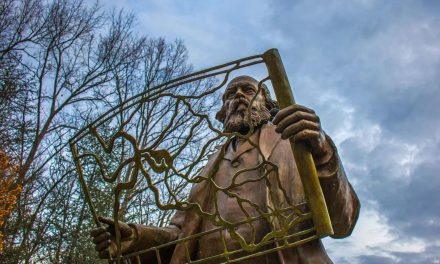 Frederick Law Olmsted's knowledge of contagious diseases informed his vision for urban parks