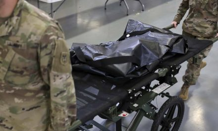 Wisconsin's 115th Fighter Wing team assists state medical examiners with mortuary operations