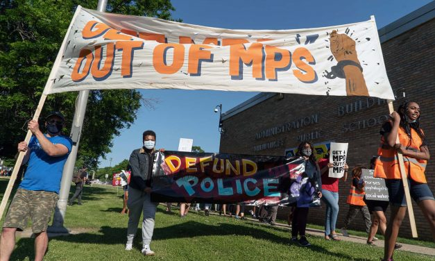 Police-Free Schools: LIT student activists help convince MPS to end contract with MPD and redirect funding